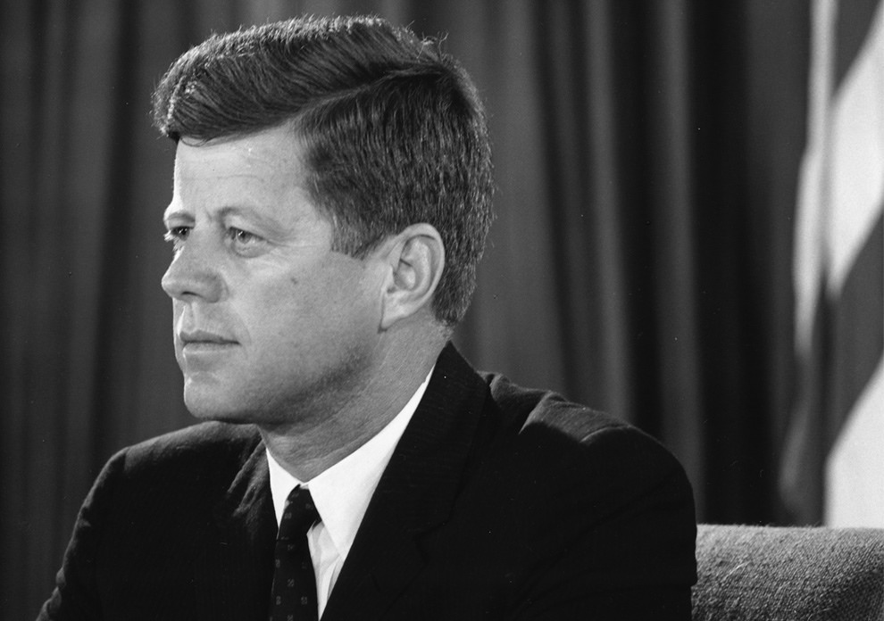 When JFK Had Good Things to Say About Communist Kerala